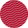 red-wave-oval-pattern